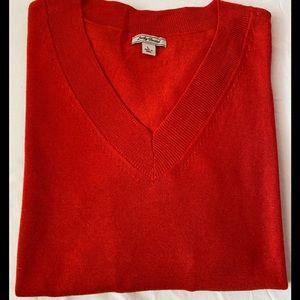 Lucky Brand women's v-neck sweater, Large